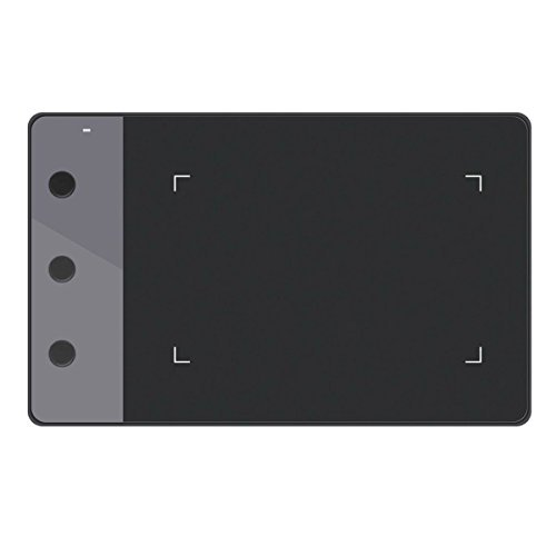Huion 420 - Tableta Gráfica Digitalizadora, tamaño pequeño...