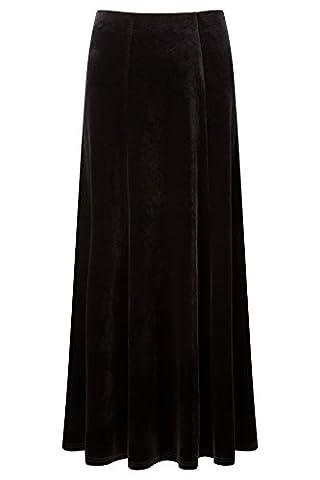 Lavitta - Women's - Black Velour 35
