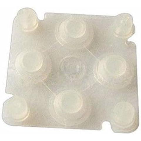 ® bislinks tasti di gomma per Sony Playstation PSP 2000 riparazione di parti di ricambio