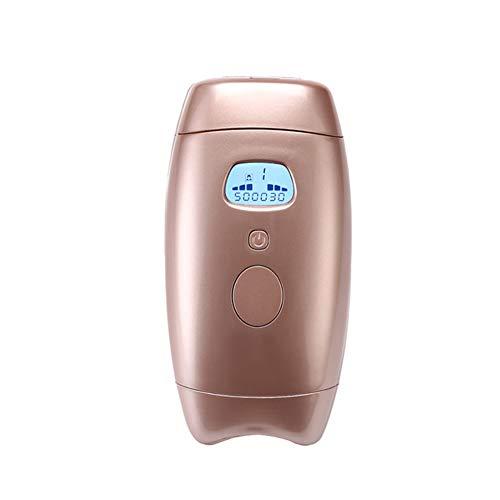 LJHJH Ultraleichte Gesichts-und Body IPL Laser-Haarentfernungssystem für den Heimgebrauch Pofessionelles Ergebnis Pink 350000 Blitze
