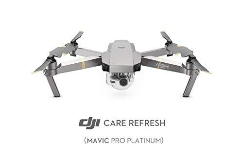 DJI Mavic Pro Platinum Care Refresh - Schutz vor Wasserschäden, Abdeckung von Wasserschäden, Erhalt eines Ersatzproduktes