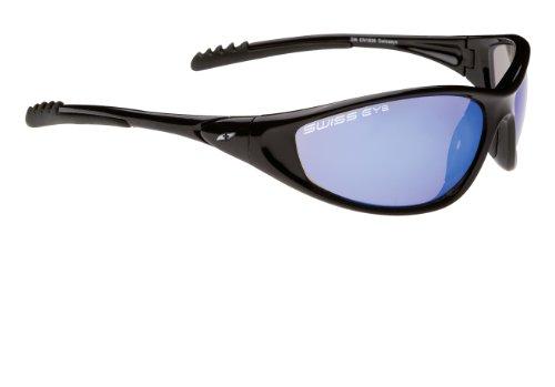 Swiss Eye Sportbrille Cool, black metal, 130mm, 16404