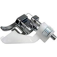 La Canilla ® - Prensatelas de Dobladillo Invisible Regulable, Puntada Ciega para Máquinas de Coser