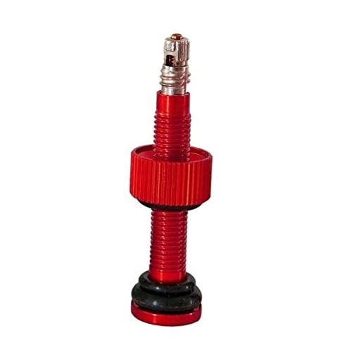 Switch Valvola per tubeless rosso (Valvole e Nastri Cerchi) / Tubeless valve red (Valves and Rim Tapes)