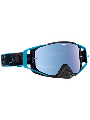 Spy Mx Goggles ACE BLUE HIGHLIGHTER, 320071025974 (Oakley-goggles Motocross)
