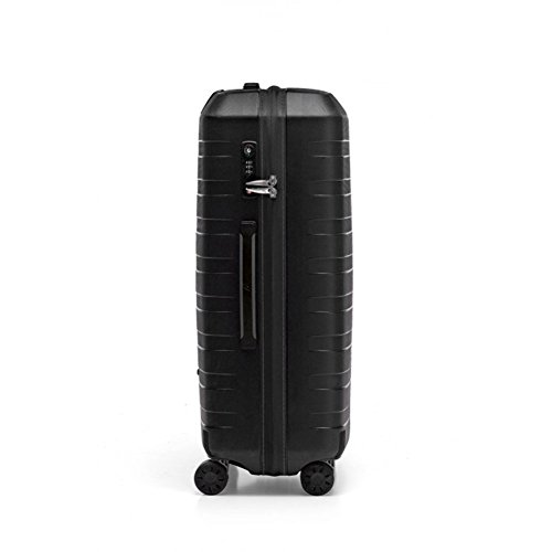 Roncato BOX Trolley Medio 4 Ruote 5512 NERO/NERO