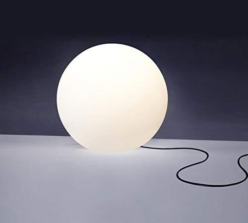 Kugelleuchte Kugellampe aussen garten Leuchtkugel Gartenlampe 30, 45, 60 cm Lichtkugel (Ø 45 cm)
