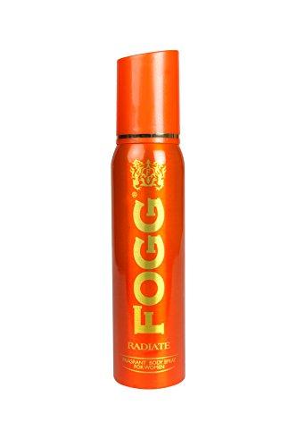 Fogg 1000 Sprays Fragrant Body Spray For Women Radiate, 150ml