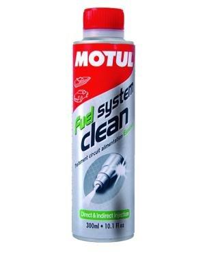 Motul 102175 Fuel System Clean, 300 ml