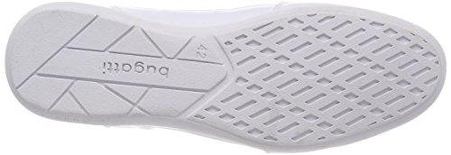 Bugatti Da Uomo 321168025900 Sneaker Bianco (bianco)