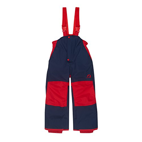 Finkid Toope navy red Kinder Ski & Outdoor Winterhose