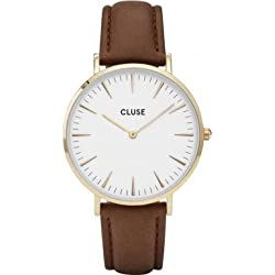 Ladies Cluse La Boheme Leather Watch CL18408
