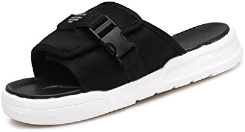 CJC Zapatos de hombre Zapatos de playa Personalidad Moda Suave Inferior Respirable Salir Resistente al desgaste