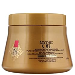 LOral Professionnel Mythic Oil (Oil Rich Masque for Thick Hair 200ml )
