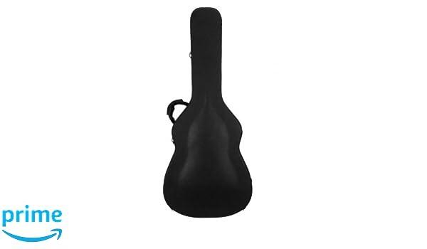 FX F560077 Etui pour Guitare /électrique Forme LP Noir