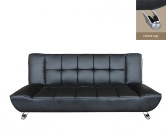LPD Furniture Vogue Futon Sofa Bed