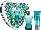 J.P. Gaultier Le Male Giftset Edt Spray 75ml/Shower Gel 75ml
