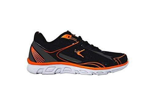 LEGEA Sneakers Nero Scarpe Uomo Running Athletics