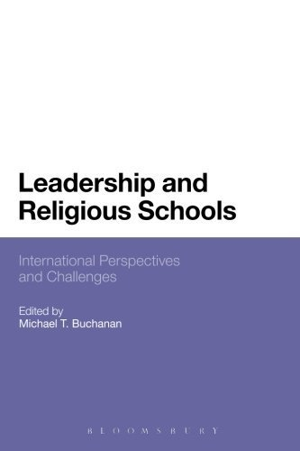 Leadership and Religious Schools: International Perspectives and Challenges (2014-07-03)
