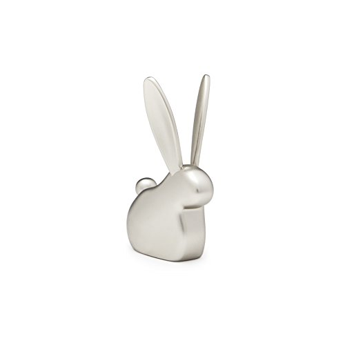 Price comparison product image Umbra Anigram Bunny Ring Holder,  Chrome White