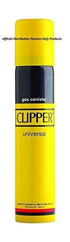 Gas Re-Filler Clipper Lighter 550ml