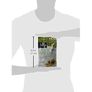 MATCHA-Green-Tea-Powder-Fat-Burner-100-USDA-Organic-Certified-137x-ANTIOXIDANTS-Than-Brewed-Green-Tea-Sugar-Free-Great-for-Green-Tea-Latte-Smoothie-Ice-Cream-and-Baking-Coffee-Substitute-4oz
