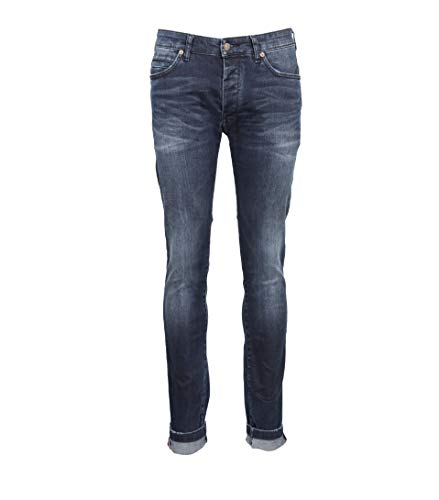 Drykorn Herren Jeans Jaz in Dunkelblau 32 Blue 31W / 34L