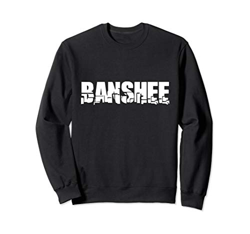 Kostüm Banshee - Banshee Lazy Halloween-Kostüm lustig Sweatshirt