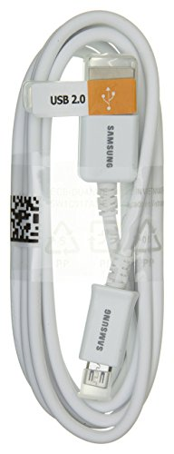 Selva Branded Samsung Original 100% Genuine Quality Micro USB Sync Cable / Data Cable / Fast High Speed Charging Cable / Charge Cable for CDMA and many android smart phones-White  available at amazon for Rs.111