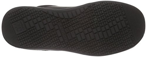 SanitaSan-Chef Lace Shoe-O2 - Scarpe Antinfortunistiche Unisex – Adulto Nero (Schwarz (Black 2))