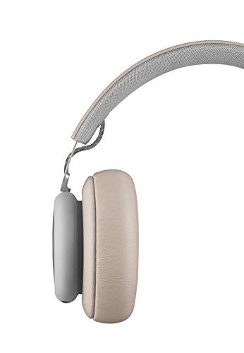 31pWzQfk7JL - [MediaMarkt@ebay] B&O PLAY BeoPlay H4 Over Ear Bluetooth Kopfhörer Sand Grey für nur 168€ statt 195€