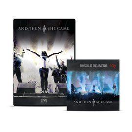 And Then She Came - Live In Concert BUNDLE (Evanescence Live)