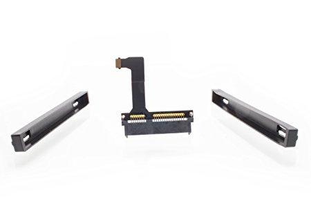 Notebook Einbaukit für zweite Festplatte oder SSD in HP / COPMPAQ Envy 17-J000, Envy 17t-J000, Envy TouchSmart 17, M7 Serie. -