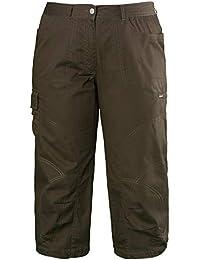 Amazon.es  Pantalones Cintura Alta - Cinturón  Ropa 863958f86318
