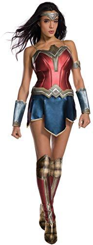 Rubies Womens Secret Wishes Wonder Woman Costume L