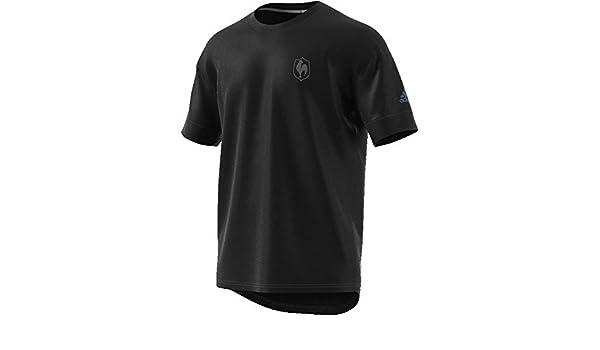 finest selection 246c5 b948d adidas Br3252 T- T-Shirt Homme Amazon.fr Sports et Loisirs