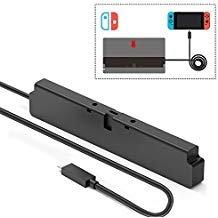 Verlängerungskabel für Nintendo Schalter Dock, unterstützt 10Gbit/s Datenübertragungsrate-2Füße (Unterstützt Füße)