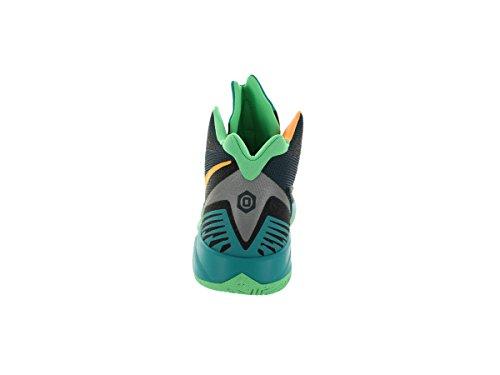 Zoom I Get Benne Nghtshd / ATMC Mng / trb Grn / mtllc scarpa da basket 9.5 Us Vert - Vert