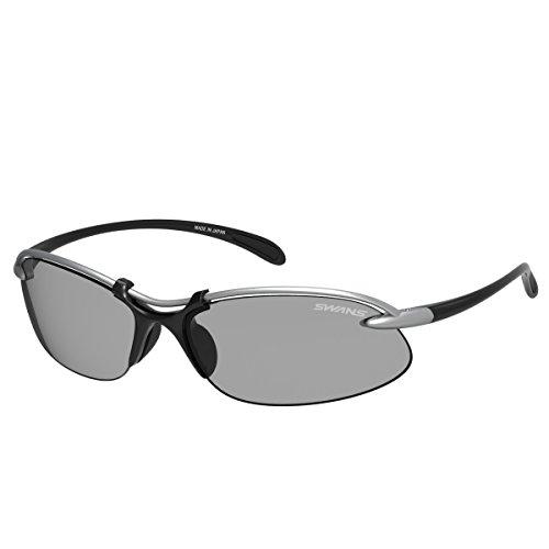 Schwäne Sonnenbrille Airless Wave sa-501Mtsil [Made in Japan]