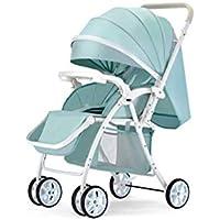 Baby-Kinderwagen Kann Sitzen Liegend Leicht Tragbar Falten Neugeborenen Kinderwagen