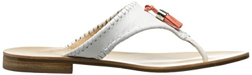 Jack Rogers Alana Synthétique Tongs White-Fire Coral