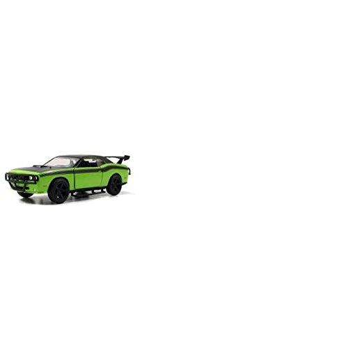 fast-e-furious-7-diecast-model-1-32-2008-dodge-challenger-green-jada-toys