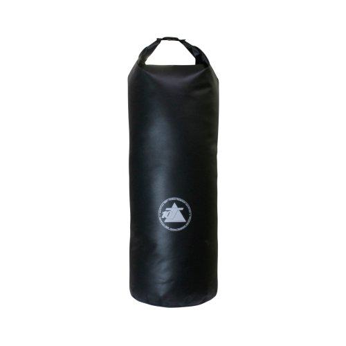 10T WPS 60 Dry Bag 60 Liter wasserdichter Packsack Ø 35x110cm Packbeutel Rollbeutel Seesack Tasche Rucksack Beutel mit Dichtlippe und Steck-Verschluß (Packsack Großer)