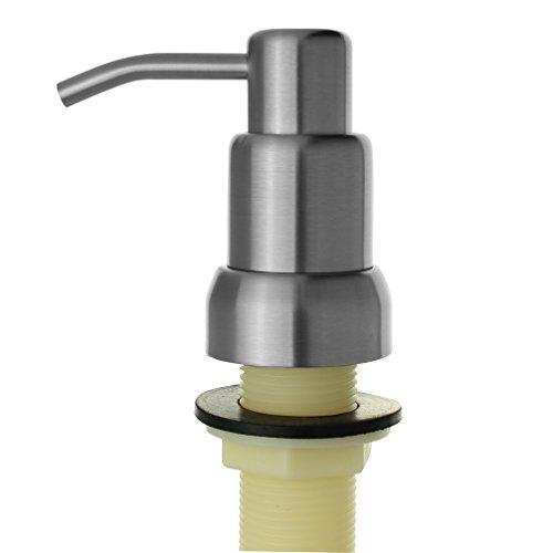 anthonlee-in-acciaio-inox-per-lavello-countertop-sapone-costruito-in-mano-pompa-dispenser-di-sapone-
