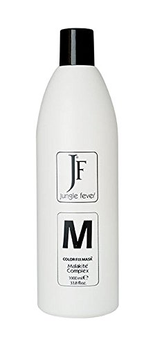 Color Fix Mask Professionale per capelli dopo colore - 1000ml - Jungle Fever
