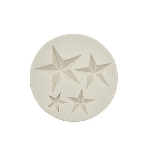 fish Silicone Spatula Star Creamy Jam Cake Mould Mold Heat Resistant Non-Stick Slim Spatula Cutter -