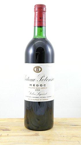 Wein Jahrgang 1984 Château Potensac - OccasionVin