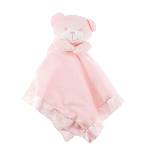 Schönes weiches Baby Girls Boys Dou Dou Teddybär Smiley Face Kuscheldecke