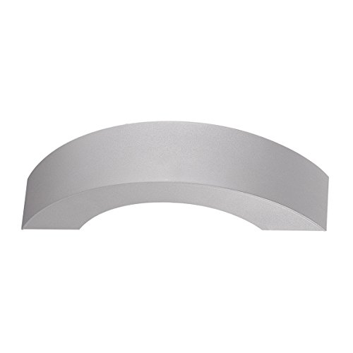 With 20 Built Rossini W Grey In Led Wall Illuminazione Outdoor Light 9 10106 Arg 0OPnwk8