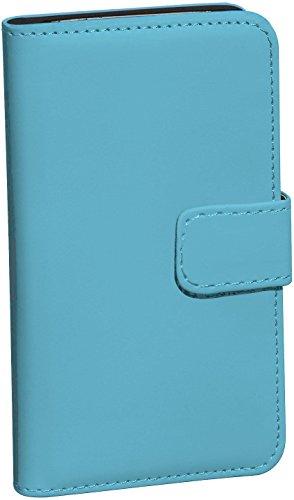 """Pedea 11160494 Funda para teléfono móvil 14,2 cm (5.6"""") Folio Azul - Fundas para teléfonos móviles (Folio, Samsung, Galaxy A6 (2018), 14,2 cm (5.6""""),"""